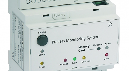 Process Monitoring System : Control and monotoring systems processing sverige